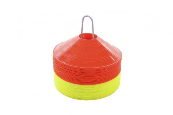 50 Prepack Saucer Cones