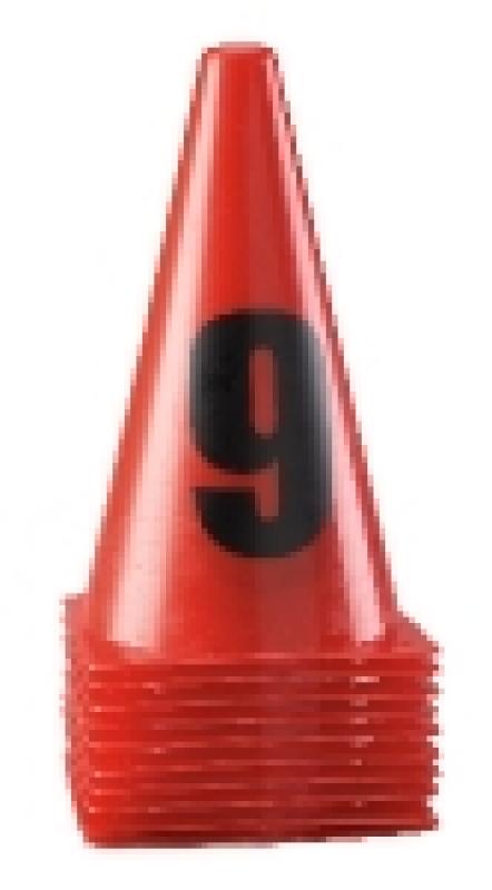 """9"""" Cones Prepack"""