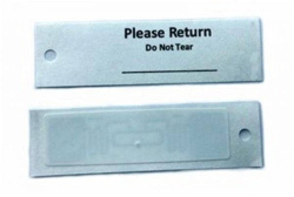 Eagle Eye RFID Shoe Tags (500)