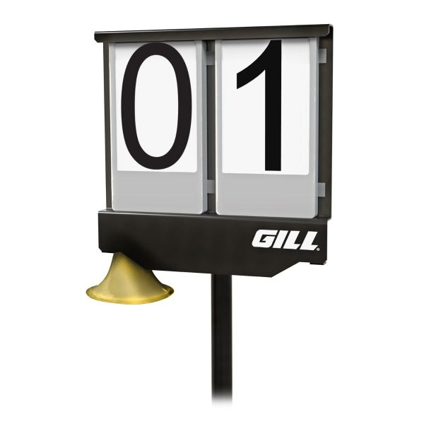 GILL 2 Digit Lap Counter with Bell