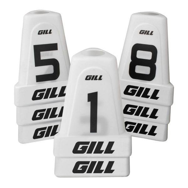 Gill Lane Markers