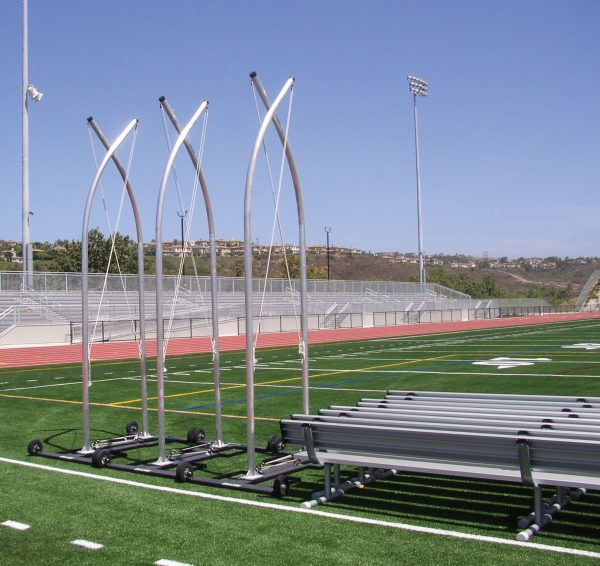 HS Portable Discus Cage