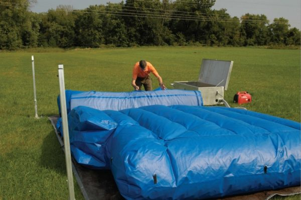 Inflatable HJ Pit