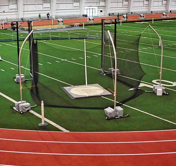 NCAA Portable Indoor Cage