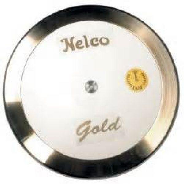 Nelco Gold Brass Rim Discus