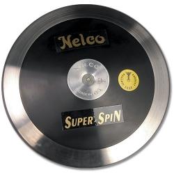 Nelco Super Spin Black Discus
