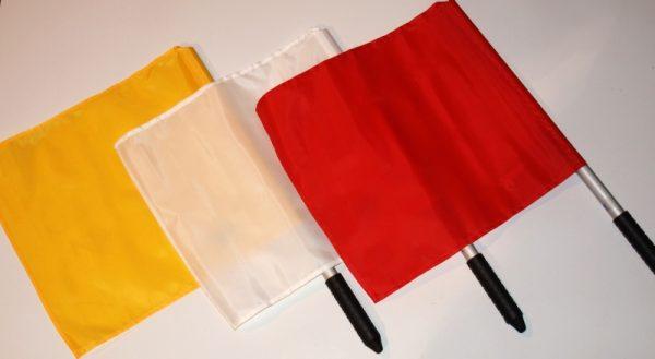 Officials Flags