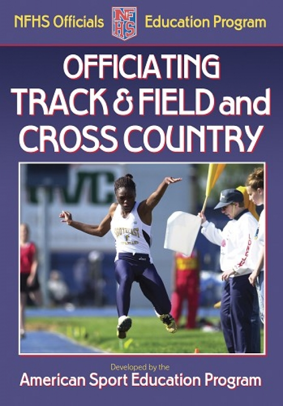 Officiating Track & Field and Cross Country