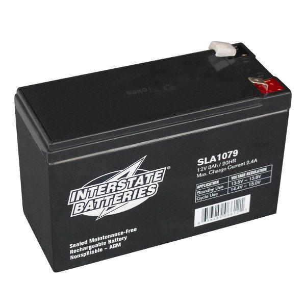 Optional External 12V Battery