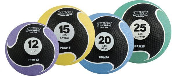 Rhino Elite Medicine Balls