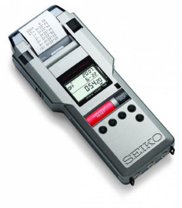 SEIKO S149 Stopwatch and Printer