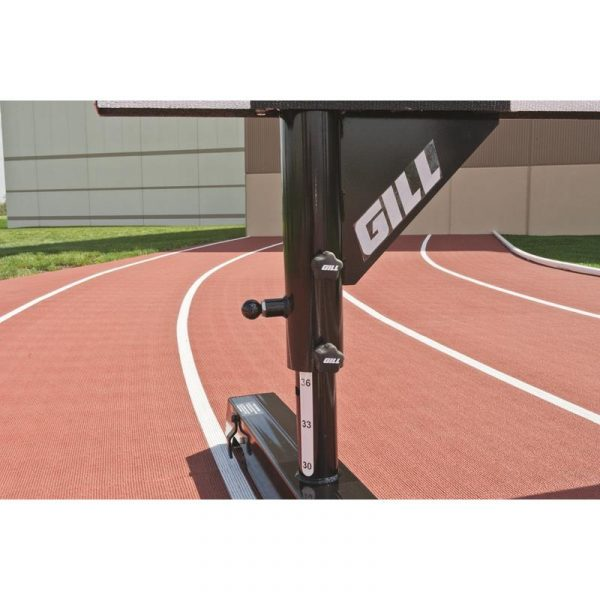 Steeplechase Barriers with Drop Down Wheels