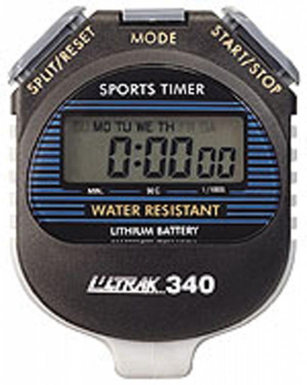 ULTRAK 340 Sport Stopwatch