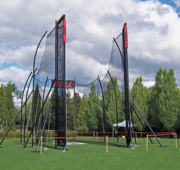 IAAF Tall Hammer Discus Cage